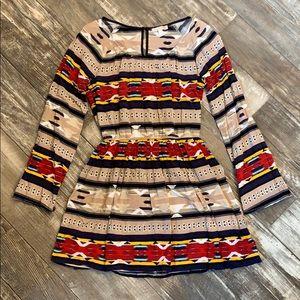 Gianni Bini long sleeve dress